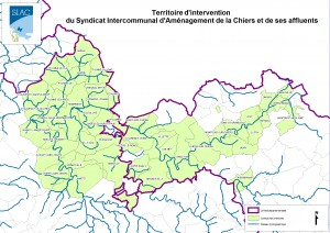 carte du territoire du SIAC